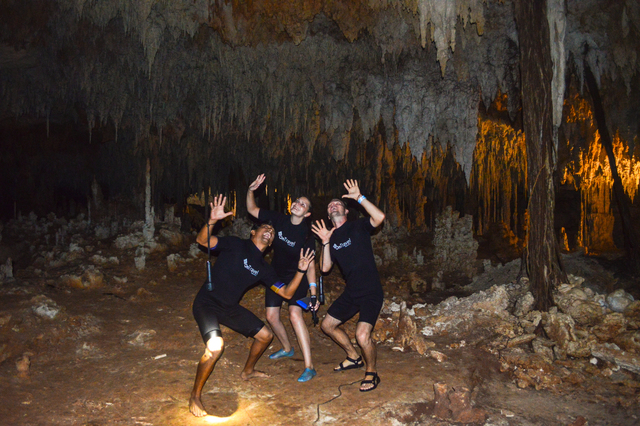 Amazing Mayan Cave and Cenote Underground River Snorkel Excursion from Cozumel Got really more than we aspected