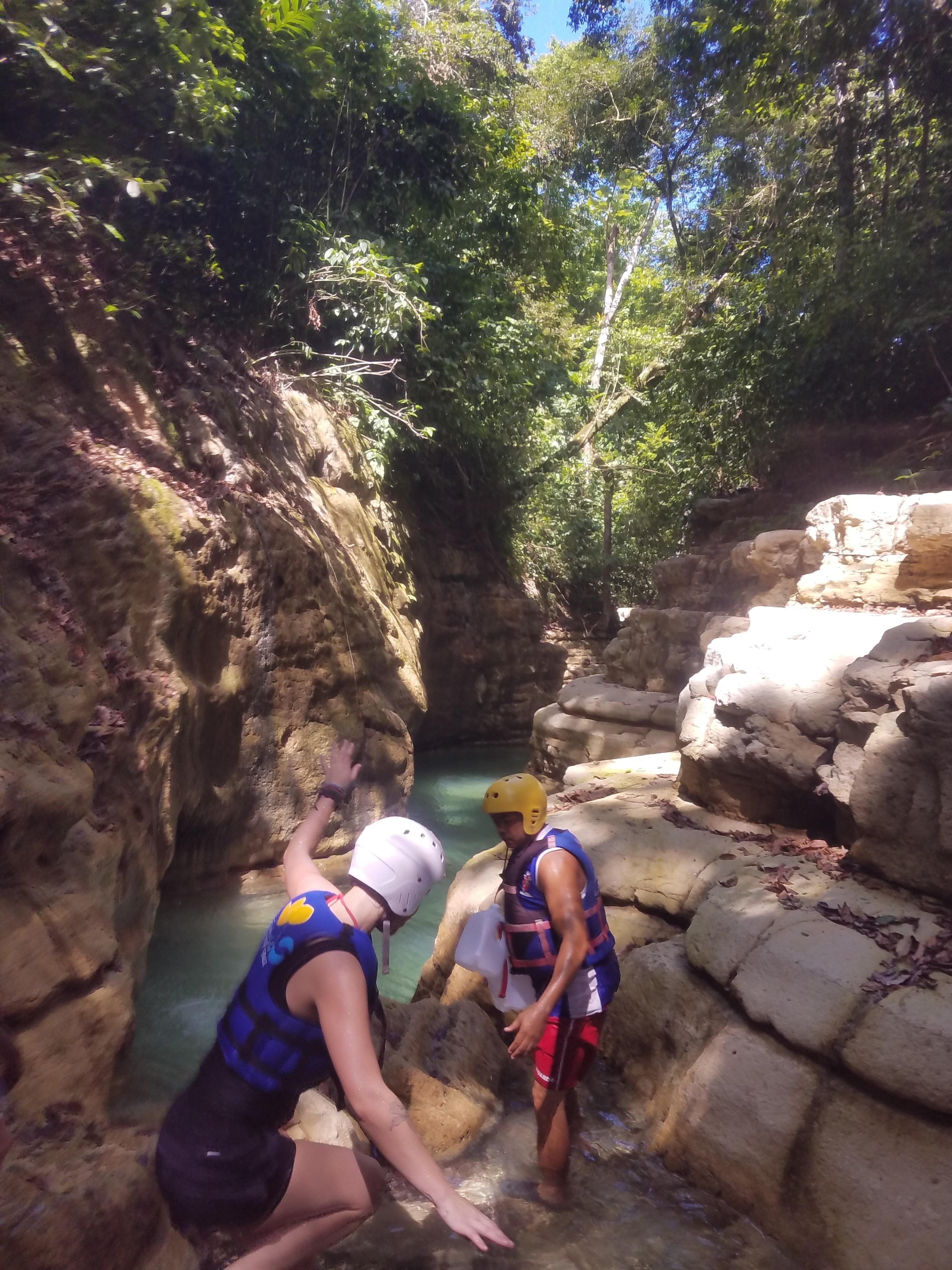 Amber Cove Puerto Plata Damajagua Park Waterfalls