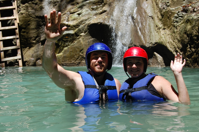 Amber Cove Puerto Plata Damajagua Park Waterfalls Excursion Great time! Would do again!