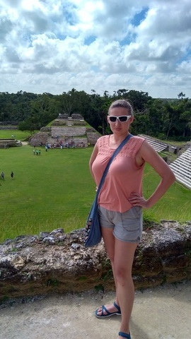 Belize Altun Ha Mayan Ruins and River Wallace Nature Excursion Such a fun day!