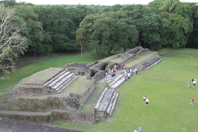 Belize Altun Ha Mayan Ruins and River Wallace Nature Excursion Private Tour!!