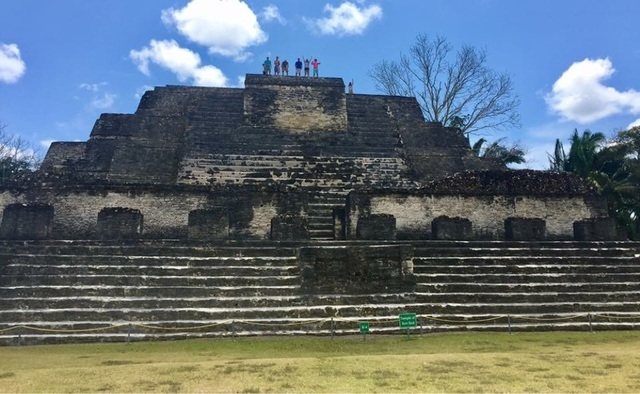 Belize Altun Ha Mayan Ruins and River Wallace Nature Excursion Mayan Ruins Belize