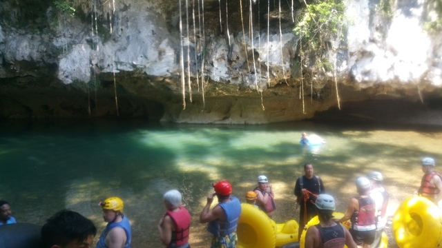 Belize Nohoch Che'en Caves Branch Cave Tubing Excursion Fantastic Highly Reccommend This Tour
