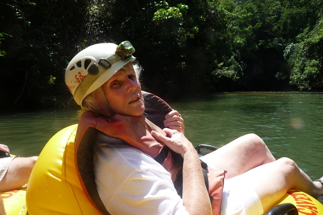 Belize Nohoch Che'en Caves Branch Cave Tubing Excursion Great excursion with wonderful guides
