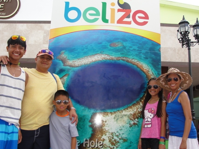Belize Nohoch Che'en Caves Branch Cave Tubing Excursion We loved it!!!