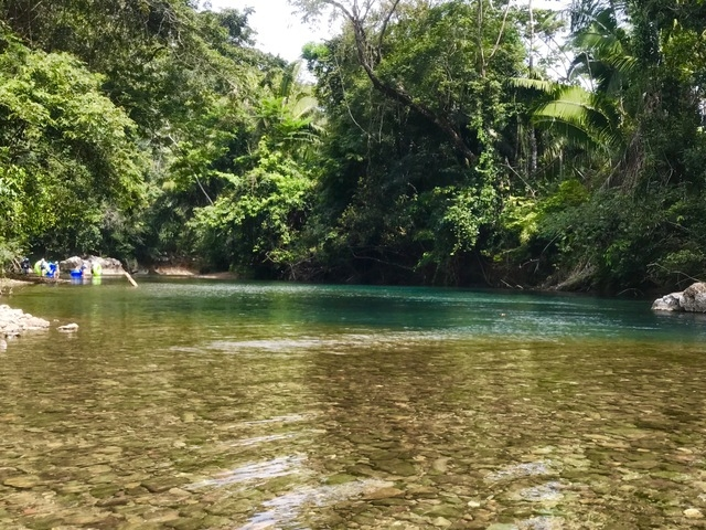 Belize Nohoch Che'en Caves Branch Cave Tubing Excursion A MUST DO!!!