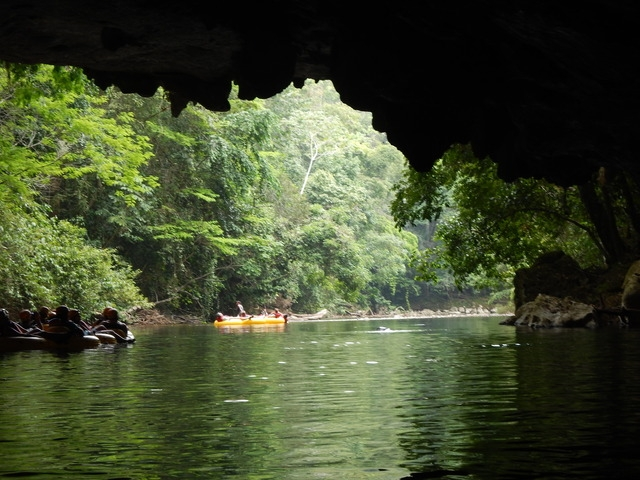 Belize Nohoch Che'en Caves Branch Cave Tubing Excursion The Most Fun/ Beautiful Experience EVER