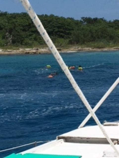 Best Cozumel Catamaran Sail and Coral Reef Snorkel Excursion Best Snorkel and Sailing Excursion - Excellent