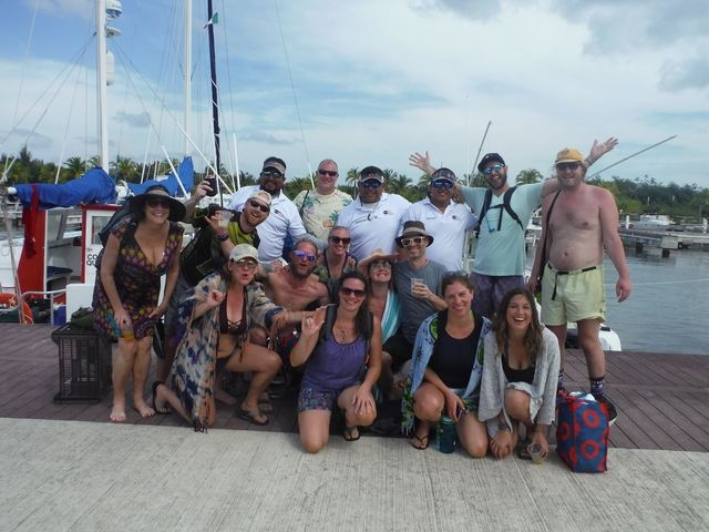 Best Cozumel Catamaran Sail and Coral Reef Snorkel Excursion Amazing Snorkel over Paradise Reef and Phenomenal Home-made Guaca