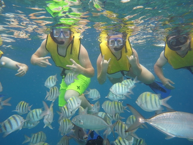 Best Cozumel Catamaran Sail and Snorkel Excursion Cant wait to go back