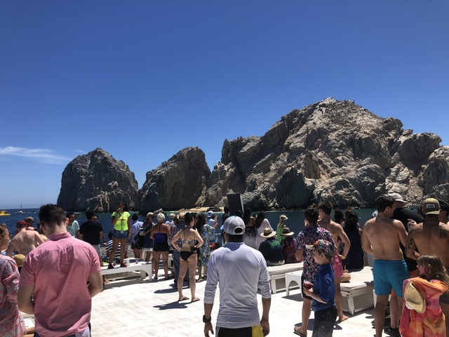 Cabo San Lucas Snorkel Fun, Buffet and Open Bar Party All Inclusive Excursion It was a fun excursion!