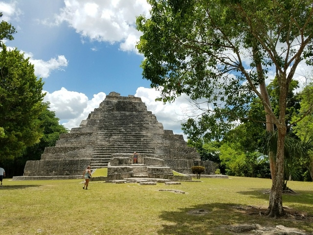Costa Maya Chacchoben Mayan Ruins Excursion Chacchoben Place of the Red Corn