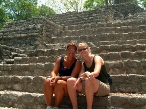 Costa Maya Chacchoben Mayan Ruins Excursion Cool ruins