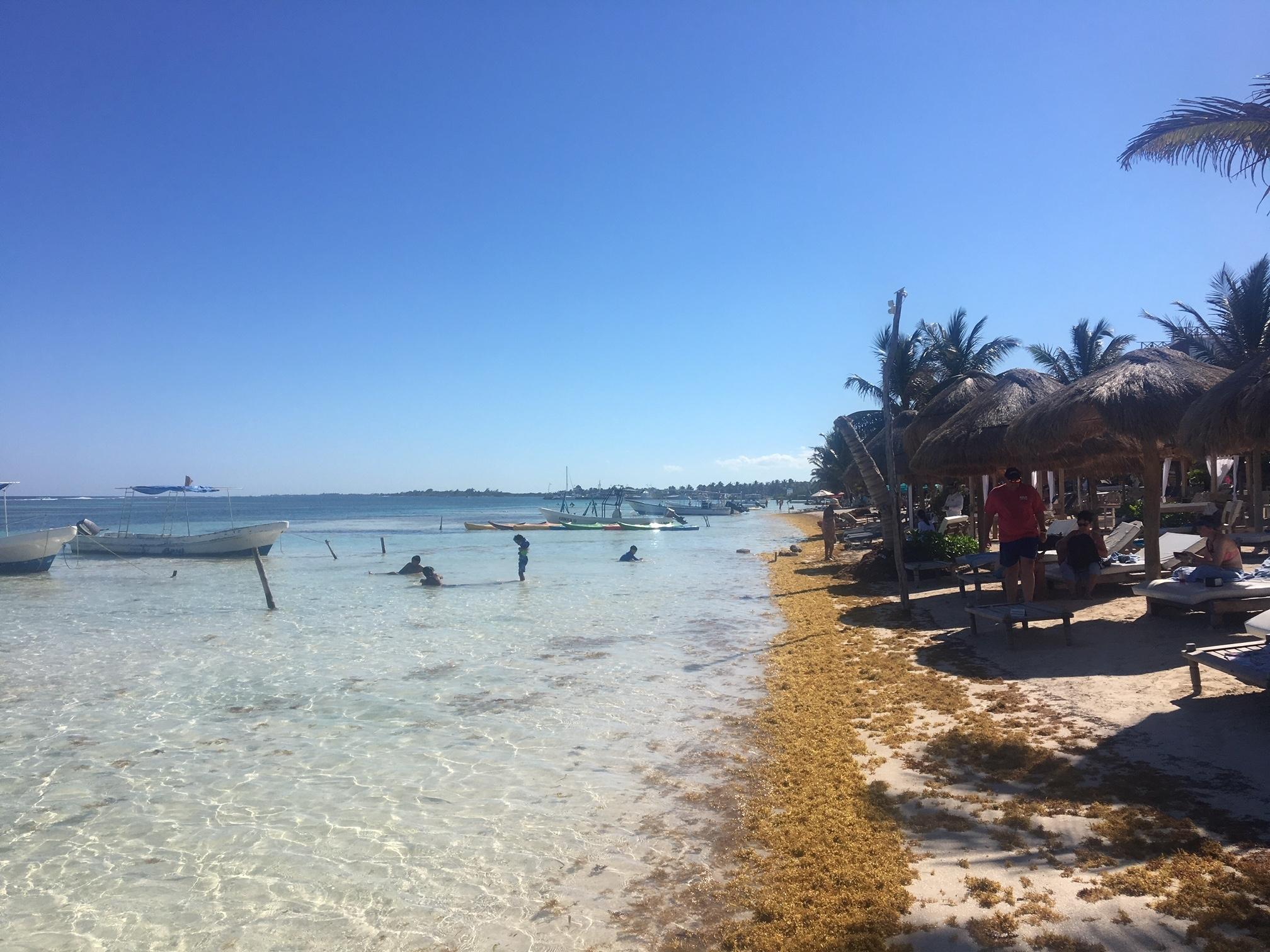 Costa Maya YaYa Beach Break Day Pass Excursion - Costa
