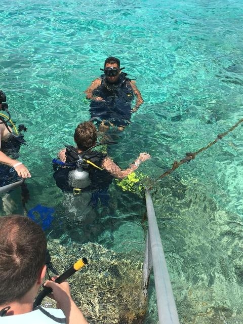 Cozumel Discover Scuba Diving Excursion from Shore Highlight of the trip
