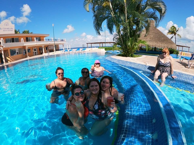 Cozumel El Cozumeleno Beach Resort Day Pass All Inclusive Loved this place!