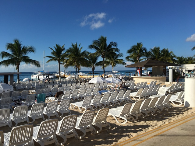 Cozumel Playa Mia Grand Beach Break Day Pass Excursion  Very nice day