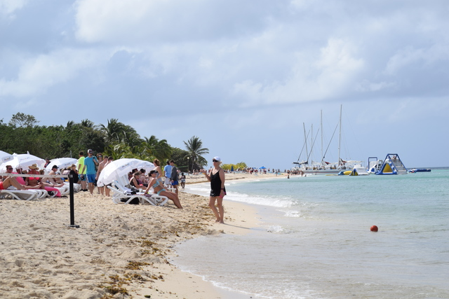 Cozumel Playa Mia Grand Beach Break Day Pass Excursion Budget day out
