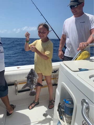 Cozumel Private First Lady Sportfishing Charter Awesome day