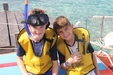 Cozumel Super Combo Catamaran, Snorkel, and Private Jeep Island Excursion with Lunch LOVED IT!!