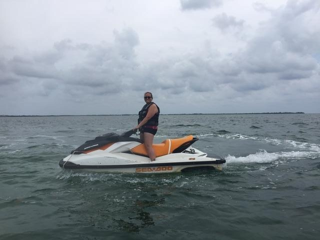 Grand Cayman Jet Ski Stingray City and Starfish Beach Excursion Loved this so much!!