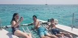 Grand Cayman Private Stingray City Catamaran Sail and Snorkel Excursion Great Day! Highly Recommend!