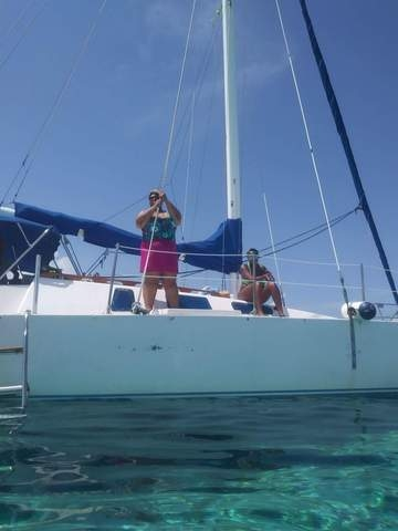 Grand Cayman Stingray City Catamaran Sail and Snorkel Excursion Loved every minute of it
