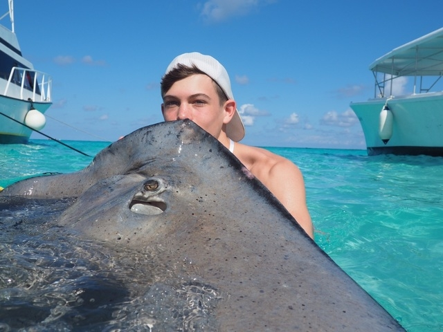 Grand Cayman Stingray City Sandbar, Coral Gardens and Barrier Reef Snorkel Excursion Great excursion!