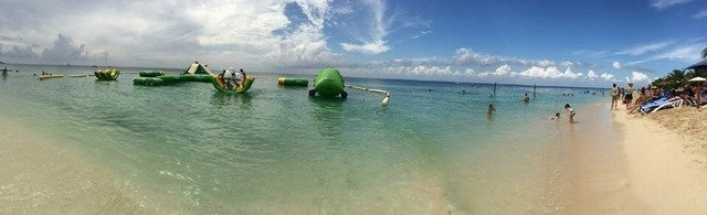 Mr. Sanchos Beach All Inclusive Day Pass Cozumel Fantastic time!