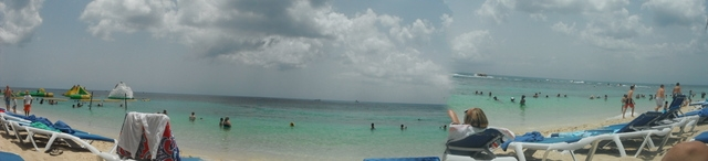 Mr. Sanchos Beach All Inclusive Day Pass Cozumel LOVE IT, LOTS OF FUN