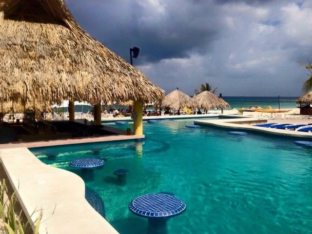 Mr. Sanchos Beach All Inclusive Day Pass Cozumel Family beach day
