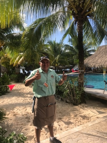 Mr. Sanchos Beach All Inclusive Day Pass Cozumel the Best service!