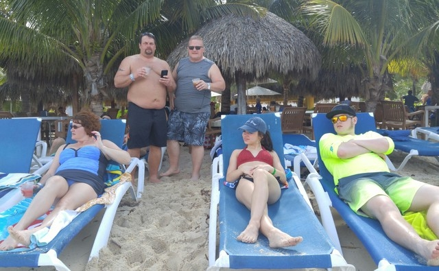Mr. Sanchos Beach All Inclusive Day Pass Cozumel We loved everything about it!