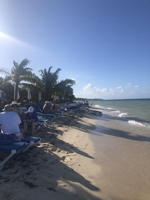 Mr. Sanchos Beach All Inclusive Day Pass Cozumel Great day of fun