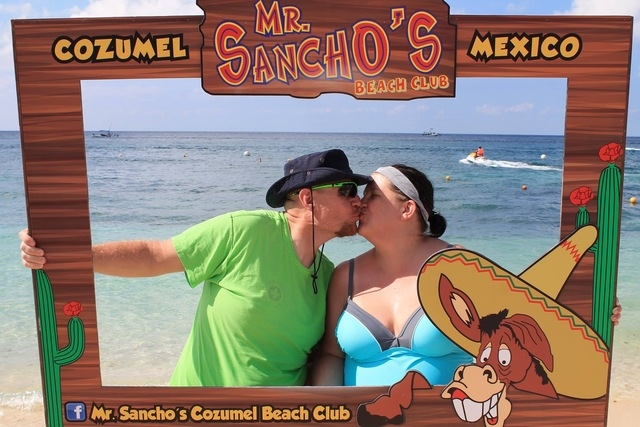 Mr. Sanchos Beach All Inclusive Day Pass Cozumel Awesome Day!