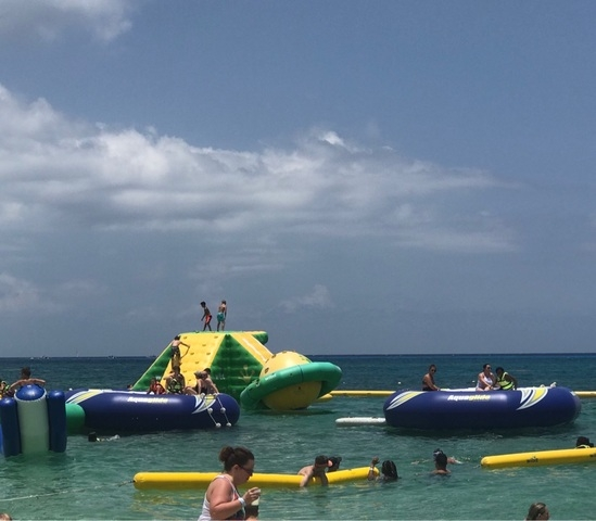 Mr. Sanchos Beach All Inclusive Day Pass Cozumel Awesome