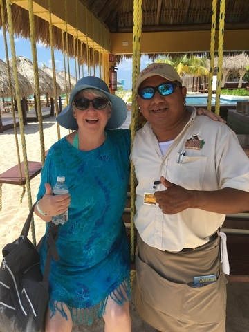 Mr. Sanchos Beach All Inclusive Day Pass Cozumel My Research Paid Off-was MORE than we could ask for!