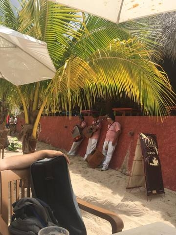 Mr. Sanchos Beach All Inclusive Day Pass Cozumel amazing place