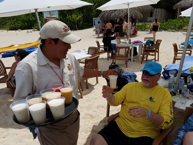 Mr. Sanchos Beach All Inclusive Day Pass Cozumel Our Teenager Kids LOVED Mr. Sanchos!