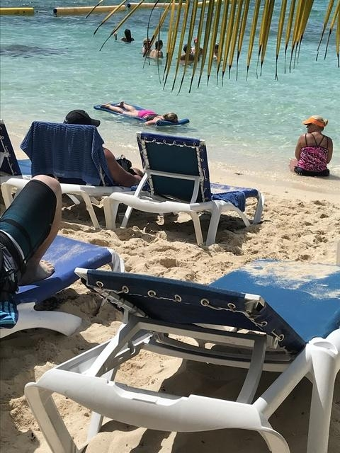Mr. Sanchos Beach All Inclusive Day Pass Cozumel Perfection!