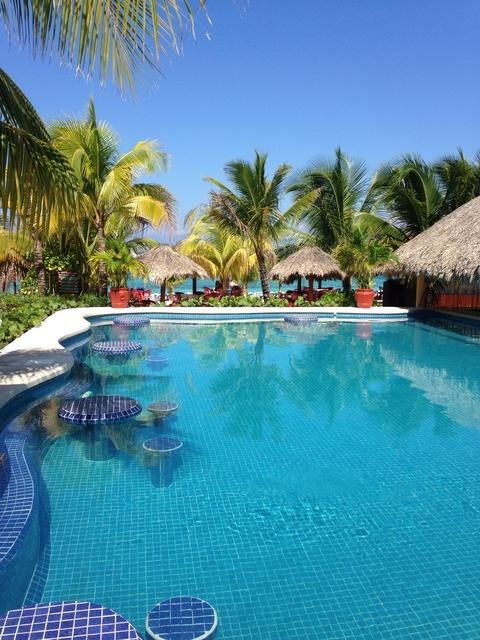 Mr. Sanchos Beach All Inclusive Day Pass Cozumel Laid back...perfect getaway