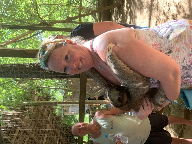 Roatan City Highlights, Monkey and Sloth Hangout, Snorkel and Beach Break Excursion Best excursion we have ever done!!