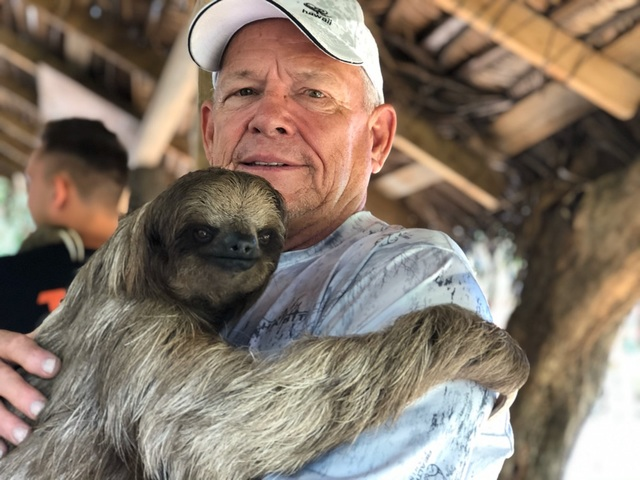 Roatan City Highlights, Monkey and Sloth Hangout, Snorkel and Beach Break Excursion Best Overall Sights in Roatan