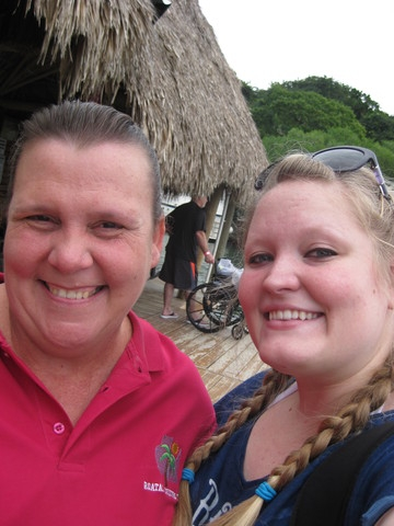 Roatan Little French Key Full Island Day Pass Excursion AMAZING GUIDE NAMED SYVONNIE!