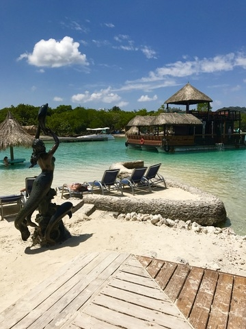 Roatan Little French Key Full Island Day Pass Excursion Heaven on Earth!!