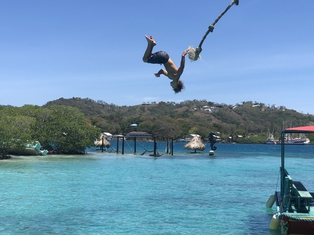 Roatan Little French Key Full Island Day Pass Excursion Exceeded expectations! Amazing excursion!