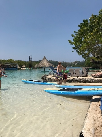 Roatan Little French Key Full Island Day Pass Excursion Once Again...Amazing!!