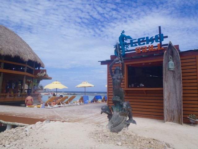 Roatan Little French Key Full Island Day Pass Excursion Fantastic!