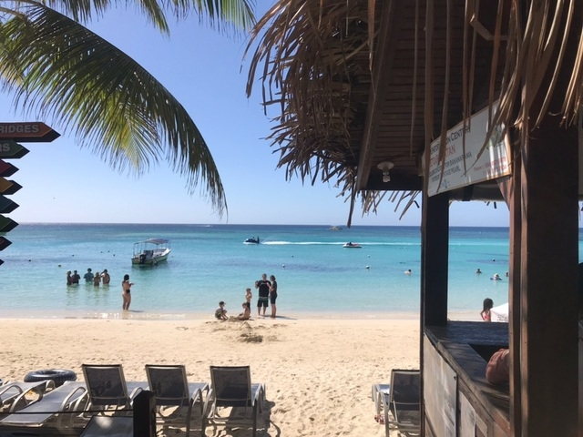 Roatan West Bay Bananarama Resort Beach Day Pass Excursion Great day, bring cash