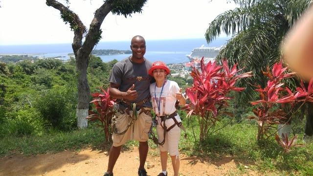 Roatan Zip Line, Island Highlights and West Bay Beach Excursion A Must to do!